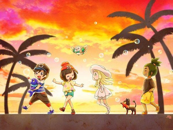 AnimeFan Game Reviews - Pokemon Sun Version (And Moon Version, I Guess)