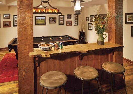 1000 ideas about rustic basement bar on pinterest rustic bars man cave diy bar and diy bar - Rustic bar ideas for basement ...