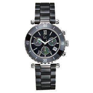 Guess – Montre Gc femme céramique noir fond noir – Femme – Autre   Your #1 Source for Watches and Accessories