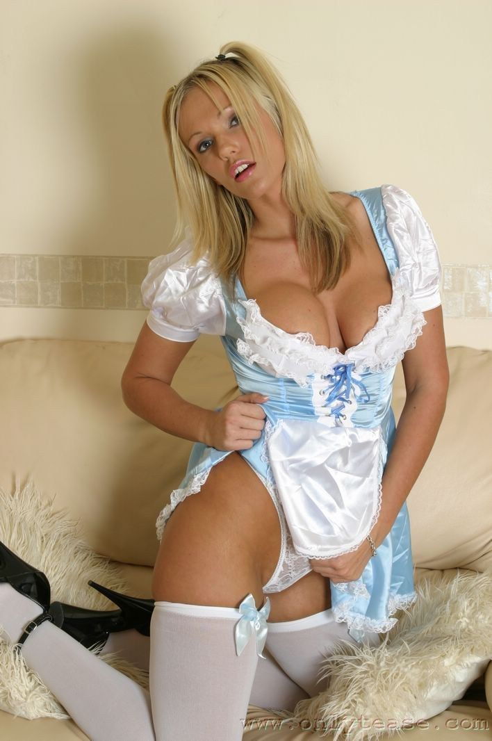 Hottest alice in wonderland porn