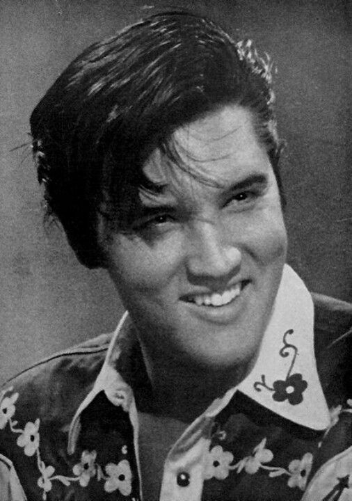 Elvis Presley ~ cute with messed up hair! I loved him in Loving You. <3