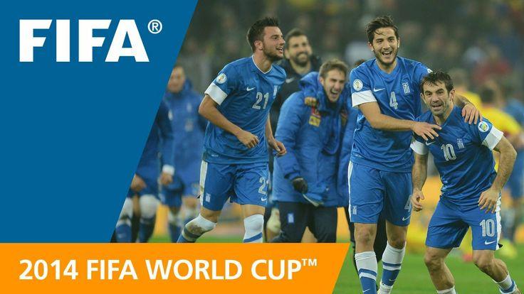 World Cup Team Profile: GREECE