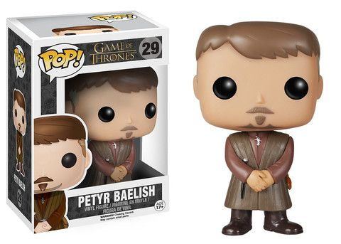 HAVE Pop! TV: Game of Thrones - Petyr Baelish | Funko