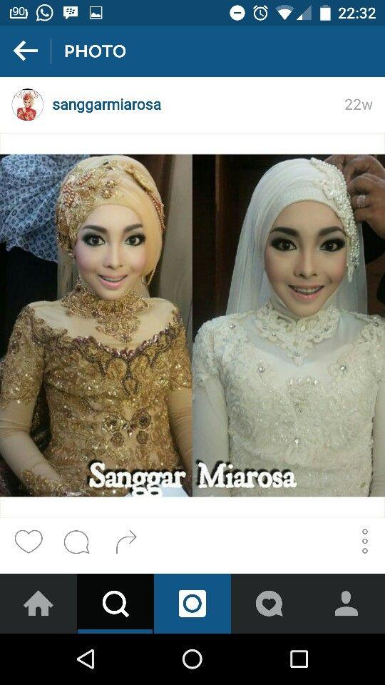 Make Up dan Model Jilbab