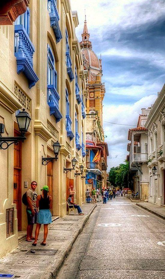 Cartagena, Colombia   Flickr - Photo by szeke
