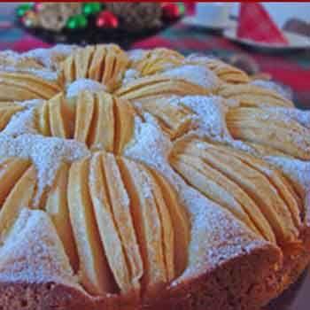 German Apple Cake http://www.quick-german-recipes.com/german-apple-cake-recipe.html