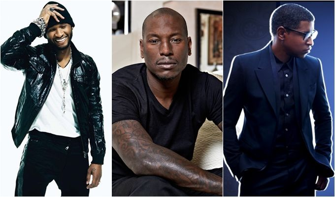"""Music veterans Usher, Tyrese Gibson and Kenny """"Babyface"""" Edmonds have been tapped to perform during the 13th Annual Ford Neighborhood Awards at the Philips Arena on Saturday August 8th in Atlanta, GA. Singersroom.com"""