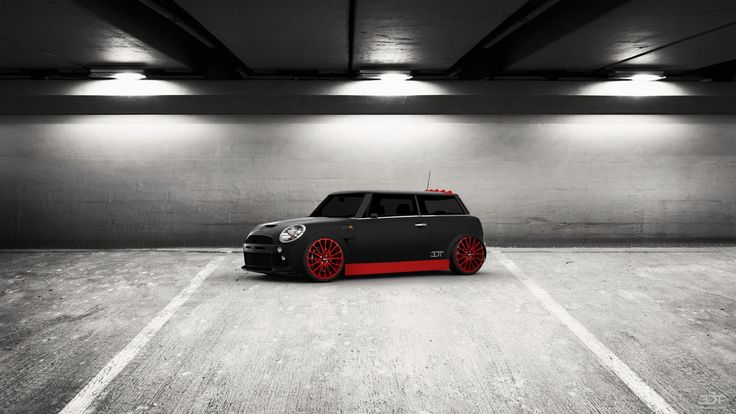 Checkout my tuning #Mini #Cooper 2005 at 3DTuning #3dtuning #tuning