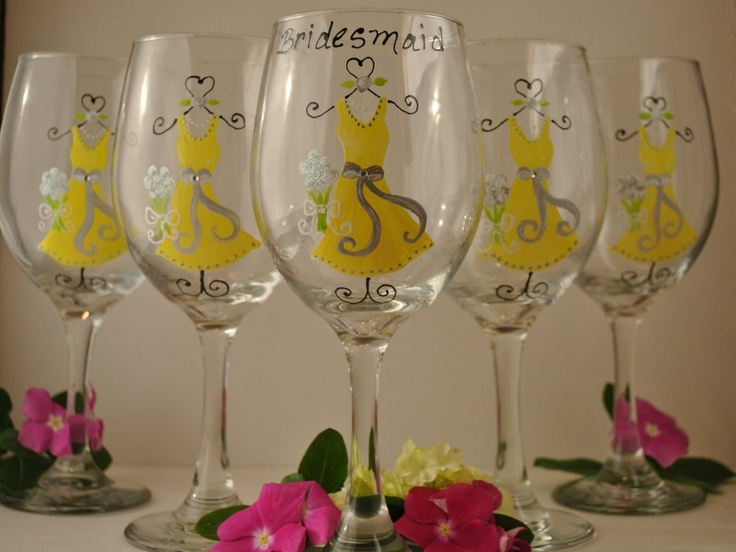 inexpensive wedding gifts bridal party