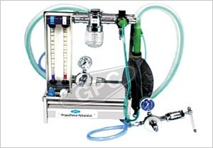 Portable Anesthesia Machines: GPC Medical Ltd. - Exporters and manufacturers of Portable Anesthesia Machines, Portable Anesthesia Apparatus, Portable Anesthesia Machines from India