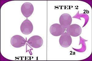 Pinterest Balloon Decorations Without Helium | Good Information On Balloon  Arches With And ... | Relay For Life   De ... | My Little Pony | Pinterest  ...