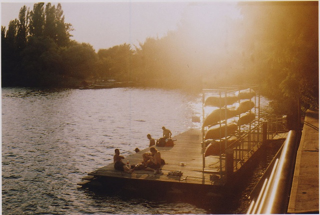 Summer in Berlin, Germany / photo by Delphine Mach (2010)
