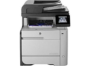 HP M476dw Wireless Color Laser Multifunction Printer with Scanner, Copier, Fax (Discontinued By Manufacturer), (CF387A) Review 2017