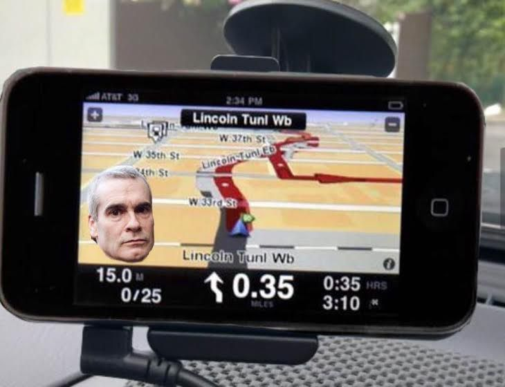 A new driving app voiced by Henry Rollins is quickly becoming the go-to navigation choice for punk and hardcore kids on the go.