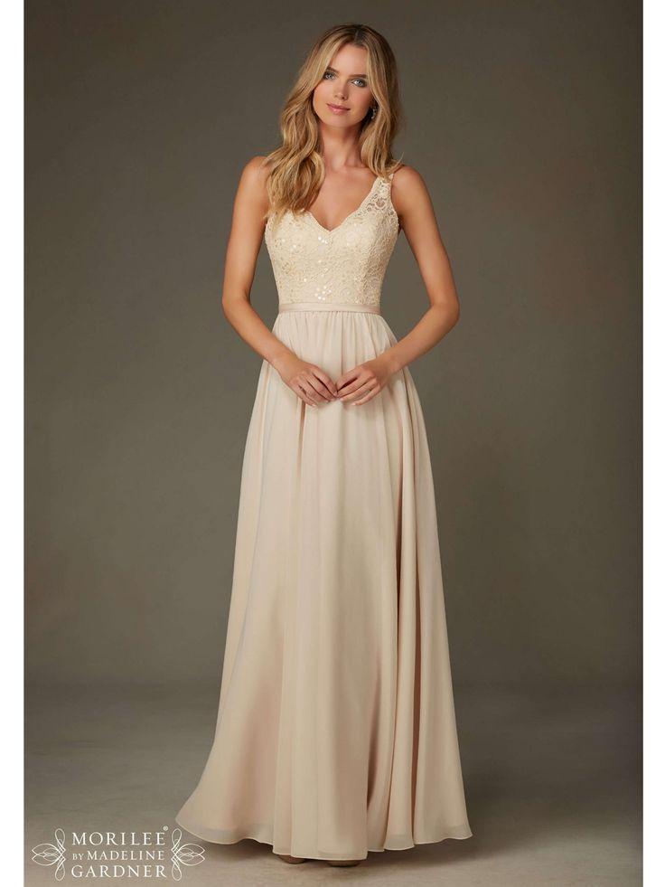 Mori Lee Bridesmaid Dress Style 122 | Purple