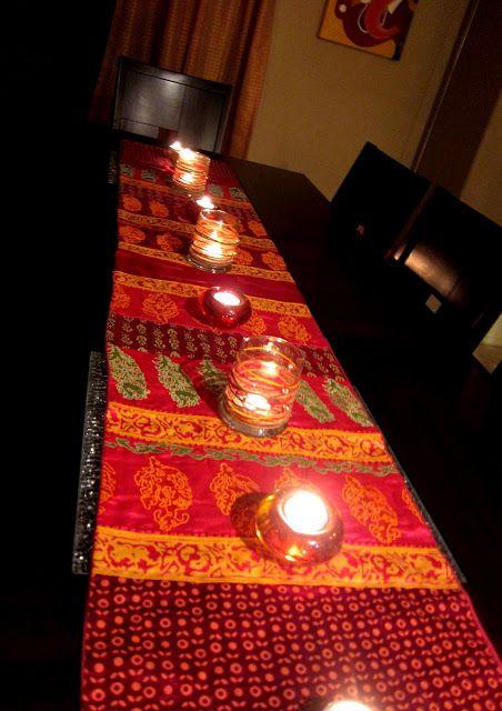 Neha @ All Things Beautiful : Diwali Decor Interior design and home decor ideas India