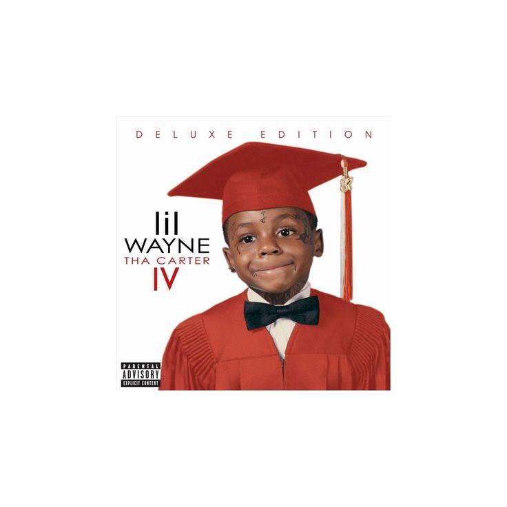 Lil Wayne - Tha Carter IV (Deluxe Version) [Explicit Lyrics] (CD)