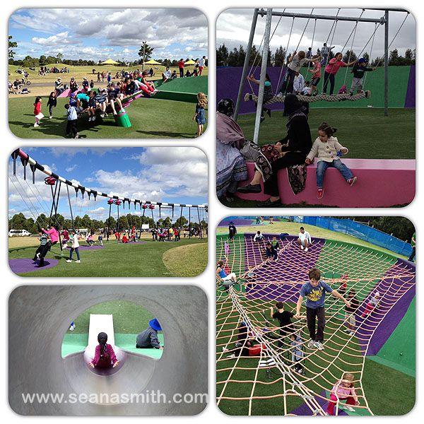 Blaxland Riverside Park Playground Sydneys Best Playgrounds Further Details On The Blog