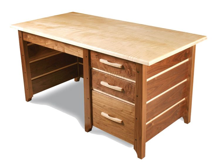 AW Extra 8/8/13 - Log Cabin Writing Desk - Popular Woodworking Magazine