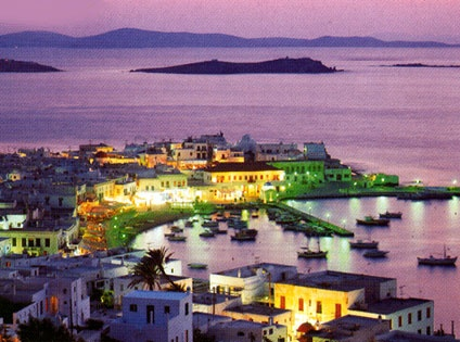 The Greek Islands...a place where one day my husband and I will most definitely visit.