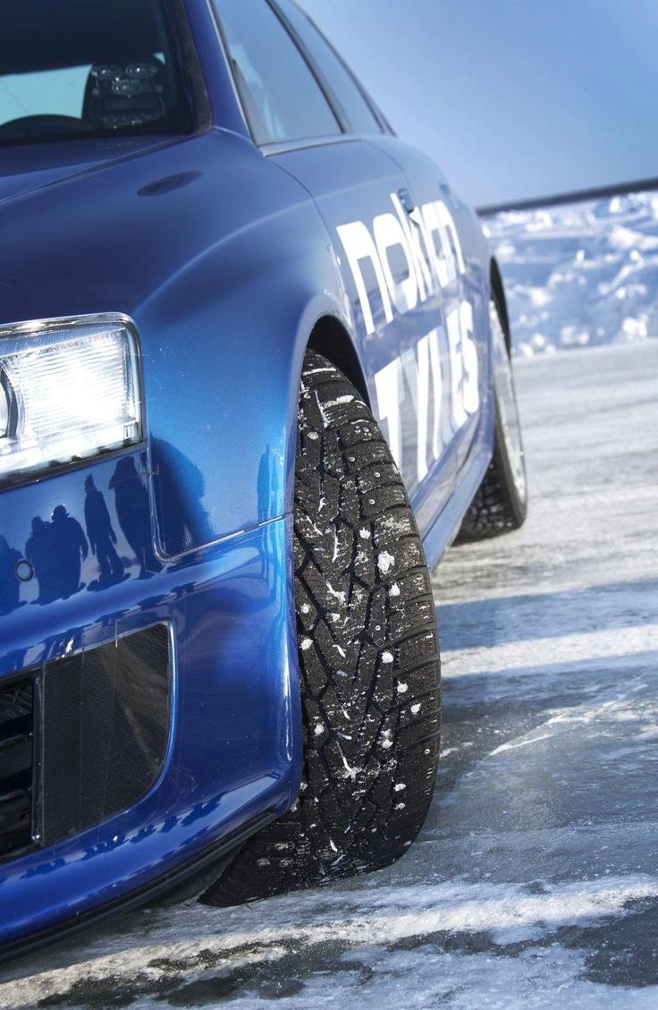 Nokian Tires  (Used Hakkapeliitta Winter Snow Tyres)