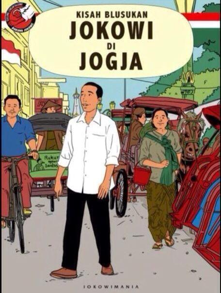 Jokowi...Indonesian People's President