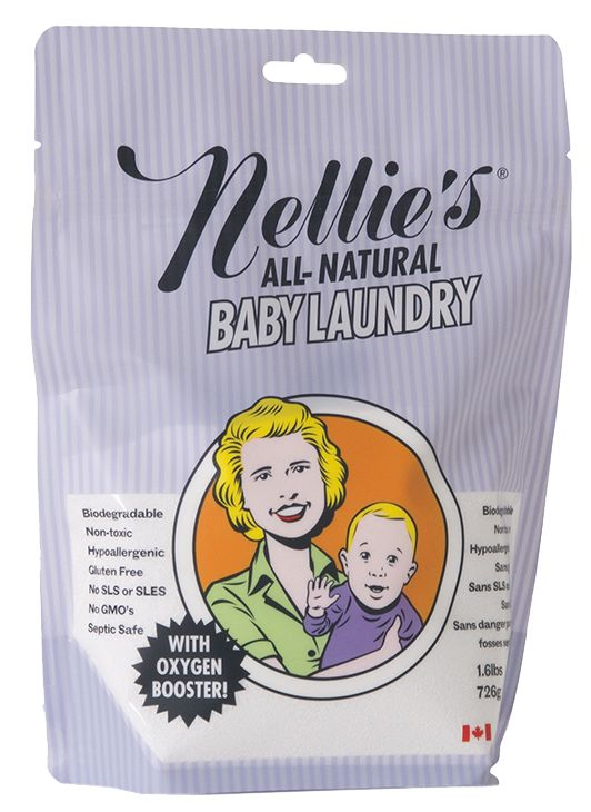 Nellie's - All Natural Baby Laundry