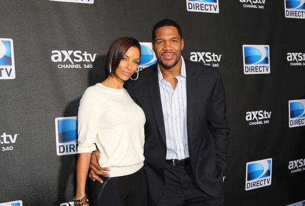 Nicole Murphy Photos - Nicole Murphy and Michael Strahan attend DIRECTV Super Saturday Night Featuring Special Guest Justin Timberlake & Co-Hosted By Mark Cuban's AXS TV on February 2, 2013 in New Orleans, Louisiana. - DIRECTV Super Saturday Night Featuring Special Guest Justin Timberlake & Co-Hosted By Mark Cuban's AXS TV