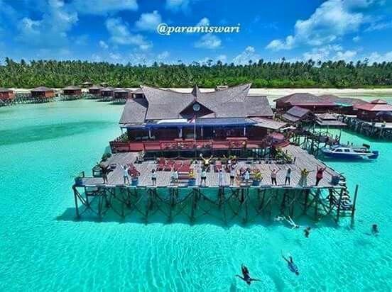 Maratua Island Berau, East Kalimantan