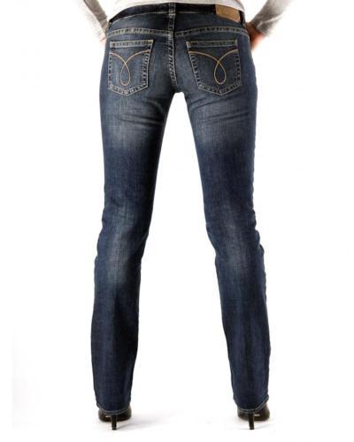 Calvin Klein Low Rise Women's Jean Sz: W27 W28 W29 W30 LONG 34 | eBay