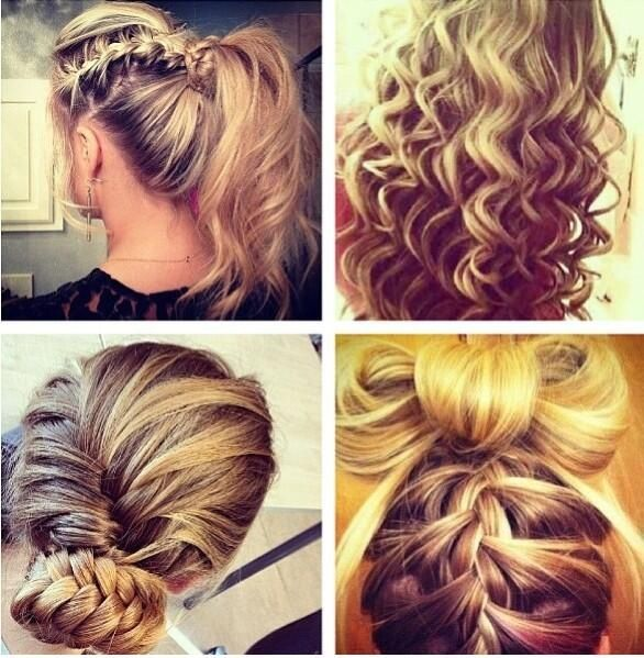 25 Best Ideas About 21st Birthday Hair On Pinterest