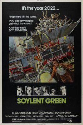 Soylent Green (1973) movie #poster, #tshirt, #mousepad, #movieposters2