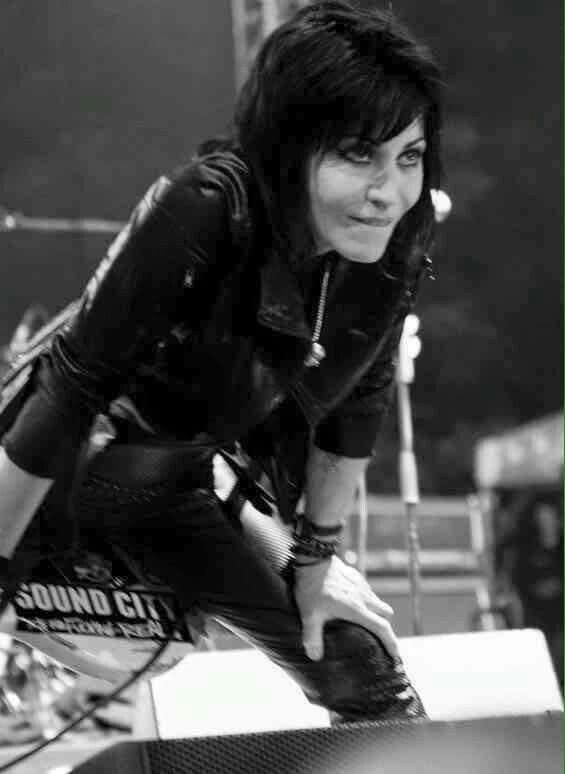 Joan Jett, lets rock!