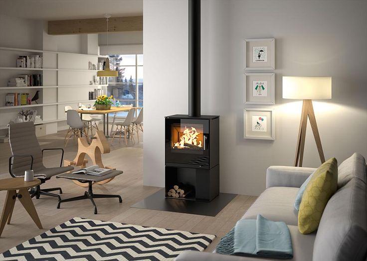 15 best Öfen images on Pinterest Wood burner, Fireplace heater - ofen für wohnzimmer