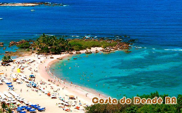 Conheça 5 lugares românticos para viajar a dois no Brasil #brasil #diadosnamorados #viagens #dicas