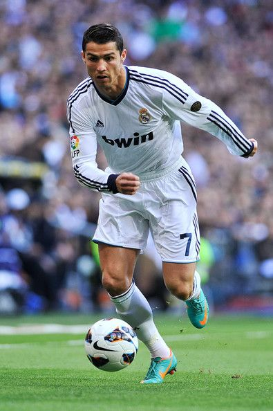 Cristiano Ronaldo dos Santos Aveiro OIH, (born 5 February 1985), commonly known as Cristiano Ronaldo, is a Portuguese footballer who plays as a forward for Spanish La Liga club Real Madrid and who serves as captain of the Portuguese national team.