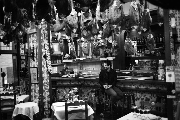 Jaime Hayon.   Photo: Tobias Regell  #Bolon #DesignerFriend #TheStoryOfBolon