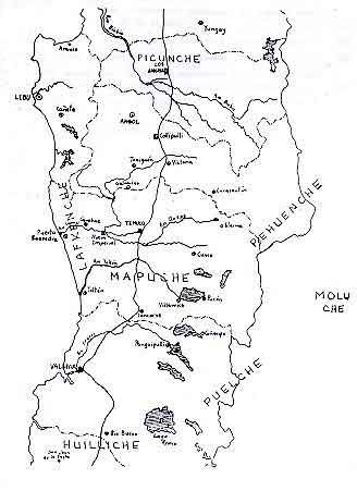 La poesía mapuche: