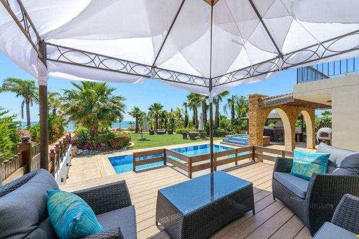 Villa Claudia in Sotira, Cyprus.