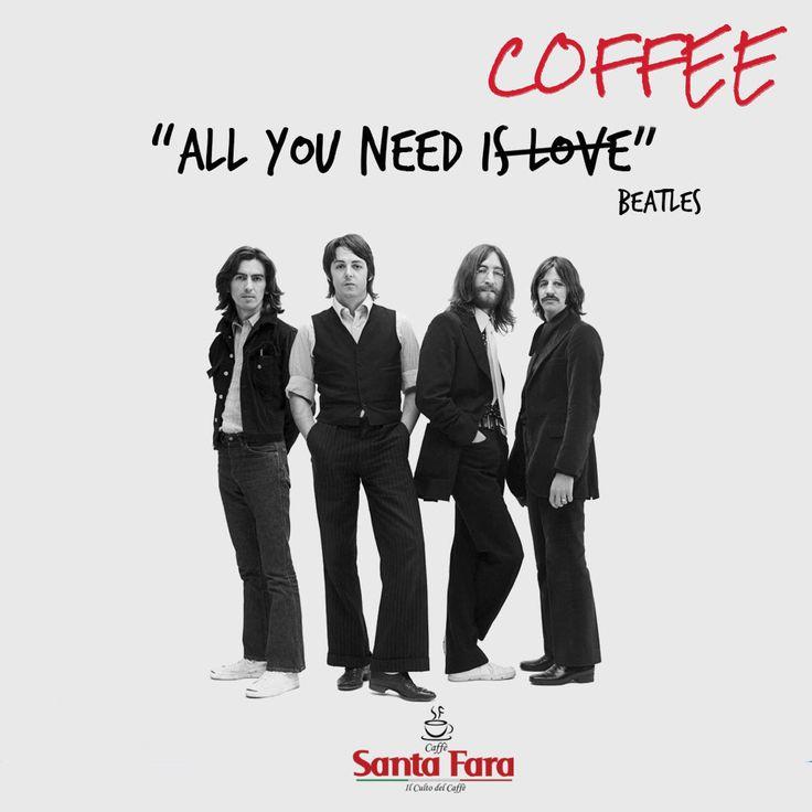 Buongiorno!!!! Voi avete bisogno di caffè???
