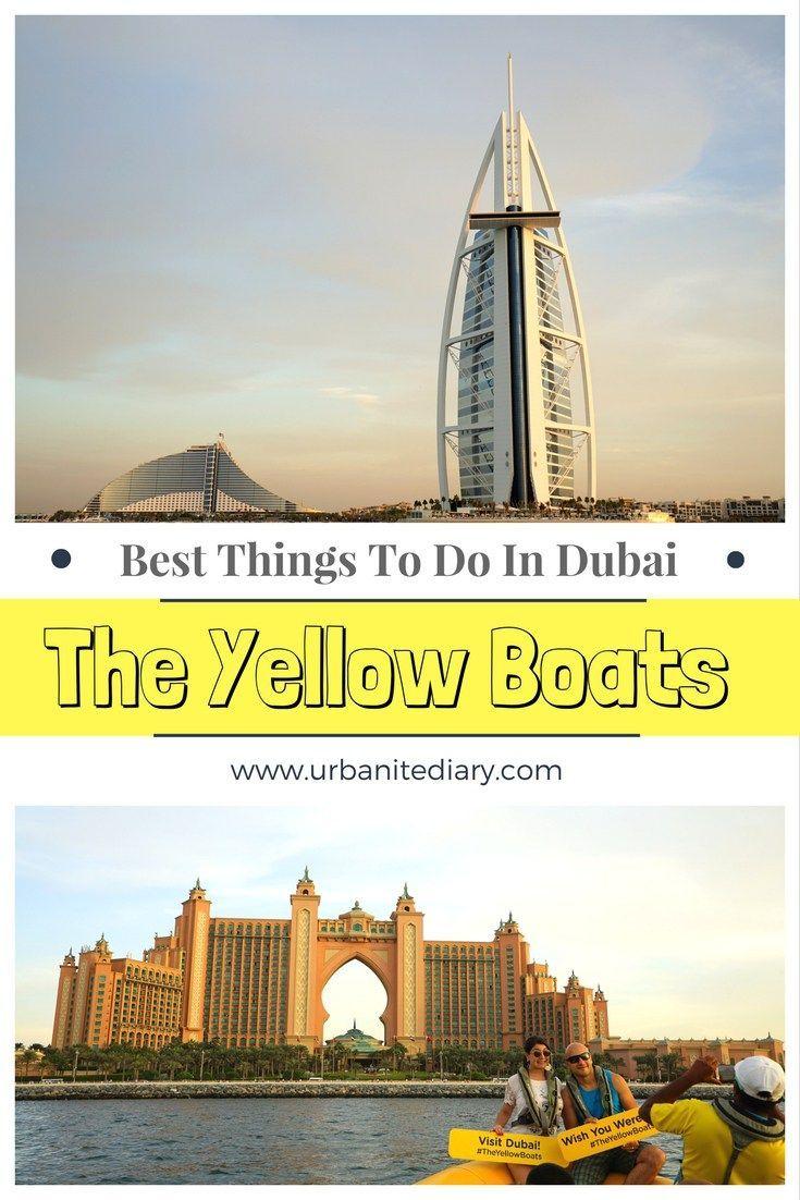 The Yellow Boats Dubai - Review