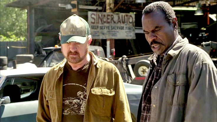 Sheriff Jody Mills isn't the only familiar face returning to Supernatural!  EW has confirmed that Jim Beaver and Steven Williams will be reprising their roles as Bobby and Rufus for season 11. Fans of the show last saw Bobby in season 10 when he helped the Winchesters fight Metatron from within heaven's walls. As for Rufus, however, it's been a bit longer. Rufus last appeared in season 7.
