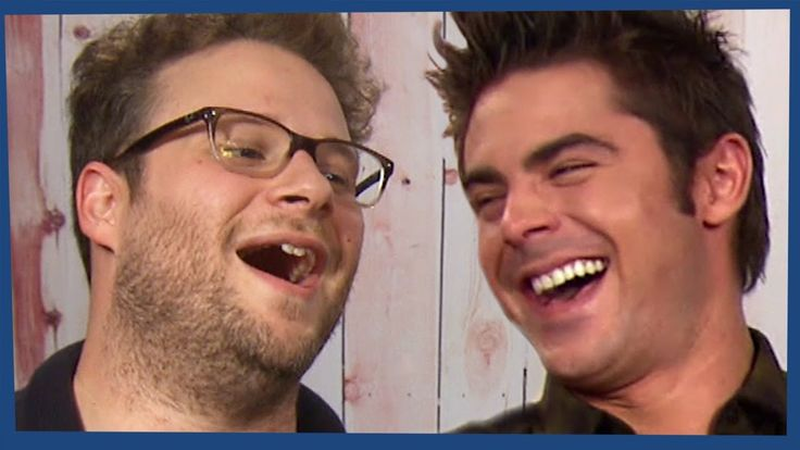 Seth Rogen, Zac Efron & der Dildo | Bad Neighbors Interview ~ taped in Berlin on April 25, 2014