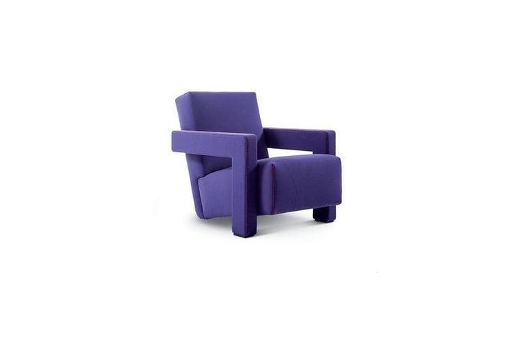 637 Utrecht Armchair by Gerrit Thomas Rietveld for Cassina | Space Furniture
