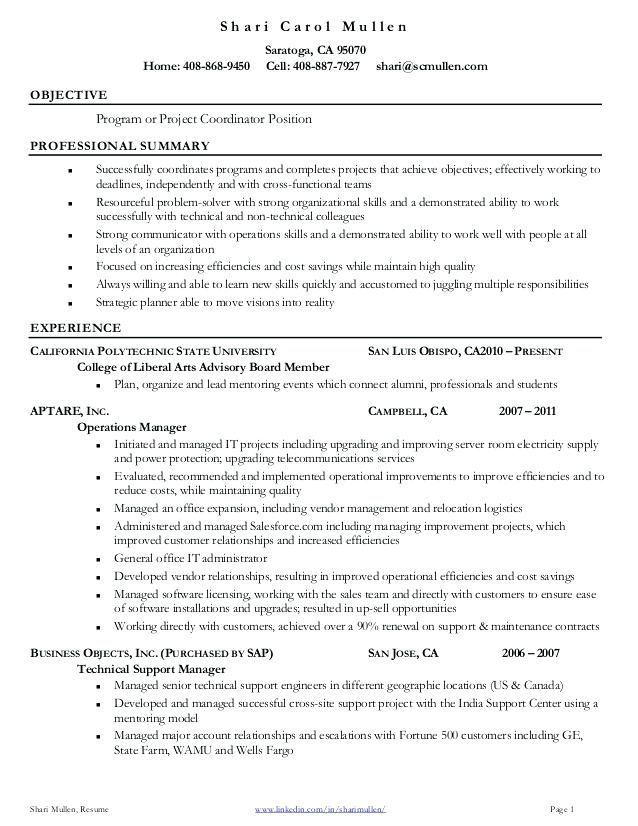 Project Coordinator Sample Resume Lebenslauf Vorlagen Resume Resumeexamples Resumetemplates Curriculumvitae Resume Examples Sample Resume Resume Skills