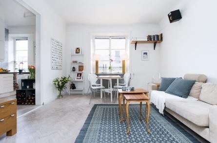 Dalagatan 8, 5tr, Vasastan/City, Stockholm  1,5:a · 42 m2 · 2 065 kr · Accepterat pris: 2 695 000 kr