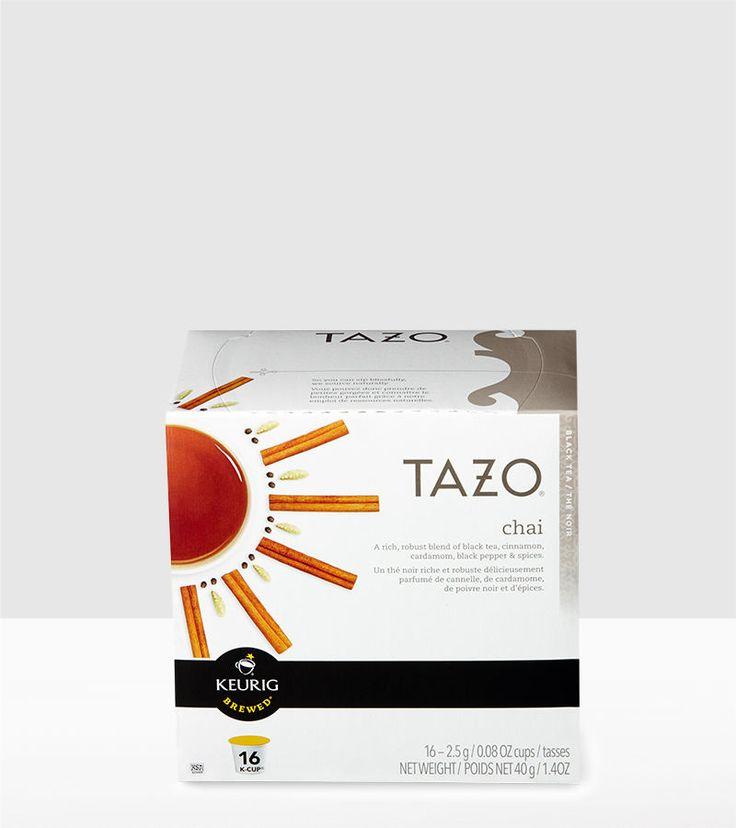 Chai Tea   Tazo® Chai Tea Latte Concentrate, Tea Bags and Pods   Starbucks® Store   Starbucks® Store
