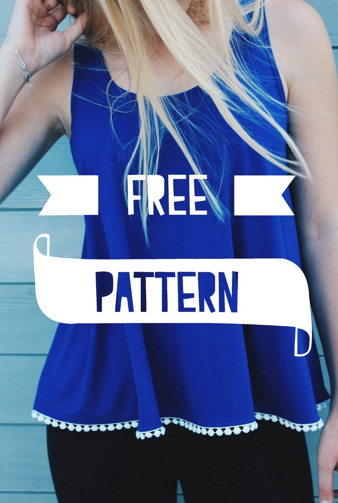 Me & Sew: LOOSE TOP - FREE PATTERN                                                                                                                                                                                 More