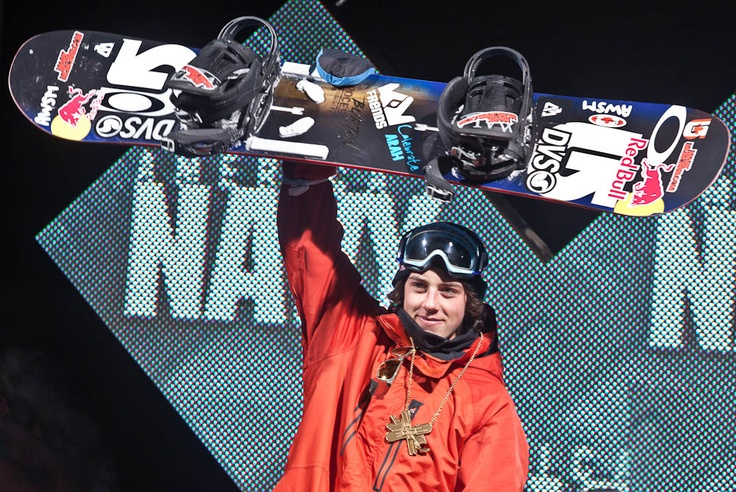 Mark McMorris wins 2012 X Games Gold in Big Air. PHOTO: Aaron Blatt | Get Ready for the 2013 Winter X Games: Big Air | TransWorld SNOWboarding