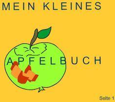 """Kleines Apfelbuch und viele weitere Ideen """"Rund um den Apfel"""""""